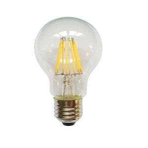 Лампа светодиодная филаментная А60 4W(СДВ)