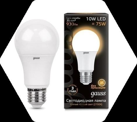 Лампы светодиодные филаментные